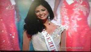 Así lució Karen Soto en el Miss Mundo 2013 (Fotos)