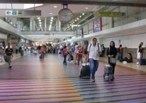Aeropuerto de Maiquetía ajusta costo de tasas de salidas nacionales e internacionales