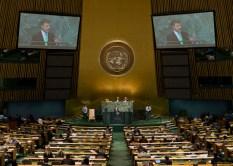 ONU aprueba resolución sobre armas químicas de Siria