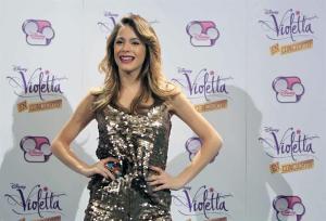 Esto es lo que dice la cantante Violetta sobre la fama