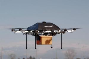 Amazon promete servicio de entrega en aviones no tripulados (Video)