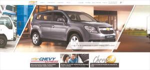Chevrolet actualizó lista de precios para este 2014