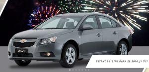 Esta es la lista de precios que General Motors Venezolana publica de sus modelos Chevrolet (suerte consiguiendo)