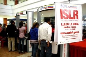 Seniat inicia campaña informativa para pago del Islr