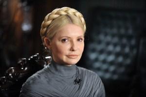 Yulia Timoshenko, de la cárcel a las urnas