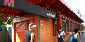 """Pese a la """"flexibilización"""" de la cuarentena, Metro de Caracas mantiene 10 estaciones cerradas este #13Jul"""