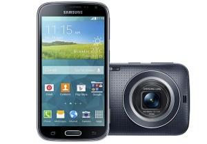 Samsung presenta el Galaxy K Zoom (Video)