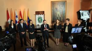 Panamá reabrirá esta semana secciones consulares en Venezuela