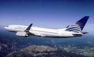 """Copa Airlines asegura que """"opera con normalidad"""" en Venezuela"""