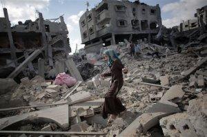 Israel acepta extender por cuatro horas más alto al fuego humanitario en Gaza