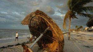 Tormenta tropical Hernan se forma frente a costas mexicanas del Pacífico