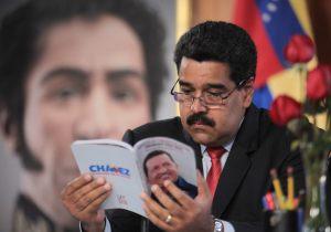 """Maduro acelera la marcha para la implementación de un """"Estado comunal"""""""