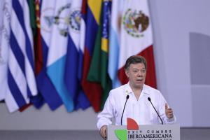 Juan Manuel Santos: El turismo es la industria de la Paz