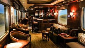 Conozca los trenes de lujo más famosos del mundo