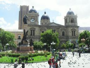 La Paz: Ciudad maravillosa de Bolivia