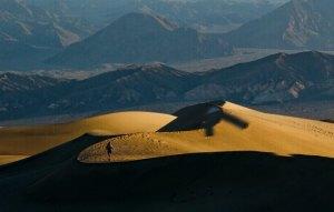 El Valle de la Muerte, uno de los desiertos más enigmáticos y calientes del planeta