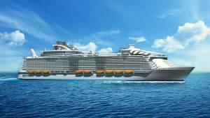 Harmony of the Seas, el nuevo buque de Royal Caribbean