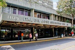 El Hospital de los Magallanes de Catia se encontraría al borde de un paro técnico