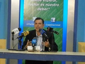 Copei legítimo condena persecución del régimen contra diputados