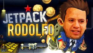 JetPack Rodolfo: El jueguito para conseguir cupos en dólares que Marco Torres no quiere que uses (fotomontaje)