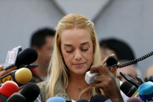 Lilian Tintori: Sentí que los tiros me los habían dado a mí. Me quieren matar