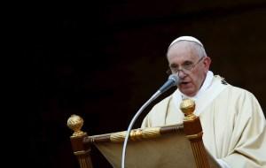 El papa Francisco exige una reacción ante las nuevas formas de esclavitud