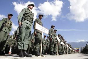 Retirados de la Fuerza Armada envían un mensaje a los venezolanos que luchan por la libertad del país (Comunicado)