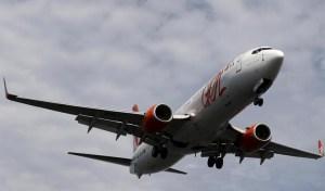 Aerolínea brasileña Gol recurre a programa de lealtad por avance de 225 millones de dólares en efectivo