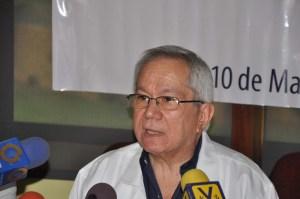 Presidente de la Federación Médica: Aquí en Venezuela, las cifras que dé el régimen, multiplíquela por cuatro