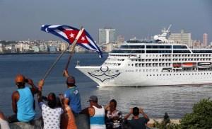 Cruceros a Cuba dejarán más de 420 millones de dólares a EEUU en tres años