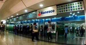 Banesco fue el banco privado con mayor volumen de créditos en el primer trimestre de 2016