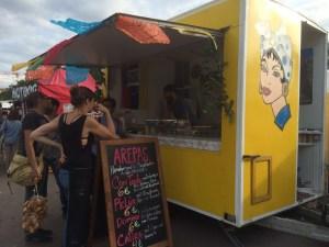 El Carrito: Las sabrosas arepas venezolanas en Berlín (fotos)