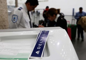 Delta prueba la tecnología de reconocimiento facial y planifica un sistema biométrico de chequeo automatizado de equipaje
