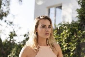 Margot Robbie reveló que sufre el síndrome del impostor