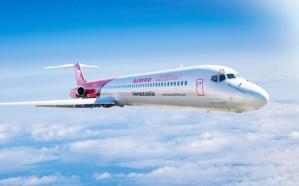 Aserca Airlines alcanza 90 por ciento de puntualidad durante el mes de septiembre