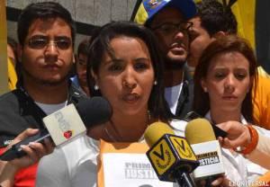 Diputada Castro de Forero: Los cuerpos policiales deben respetar el derecho a la vida