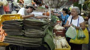 En Maturín, el kilo de hojas para las hallacas cuesta 8 mil bolívares