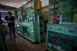 Escasez de medicinas alcanza el 80% en Venezuela