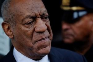 """Bill Cosby, encarcelado por violación, asegura ser un """"preso político"""" como Mandela"""