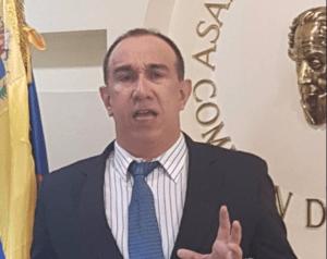 Voluntad Popular exigió la liberación del diputado Tony Geara tras un mes de su detención arbitraria