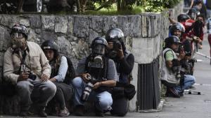 """Reporteros Sin Fronteras: El periodismo está """"bloqueado"""" en más de 130 países"""
