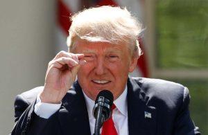 """El meme de Trump a Obama: """"El mejor eclipse de todos los tiempos"""""""