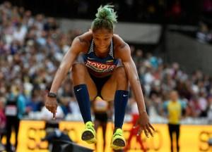Yulimar Rojas competirá en los Juegos Panamericanos Lima 2019