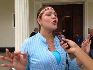 Elimar Díaz: Buscarle votos a Arias es requisito obligatorio para mantener beca Fundalossada