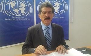 Rafael Narváez: El Estado redujo a su mínima expresión, los derechos humanos en Venezuela
