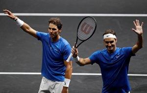 Federer y Nadal donan 150.000 euros por incendios en Australia