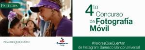 Concurso de Banesco en Instagram premiará los #ValoresqueCuentan