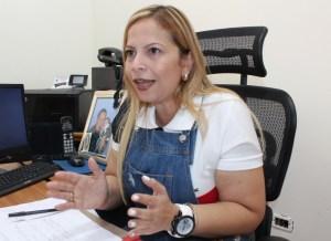 Mirabal invita a votar en la tarjeta donde aparezca la cara del candidato de la Unidad