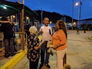 Liberan a los presos políticos Efraín Ortega, Vasco DaCosta y Joel Santamaría