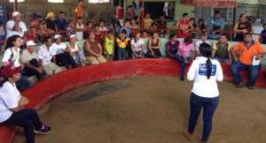 Larisa González: El dinero de los deltanos tiene que ser para los deltanos